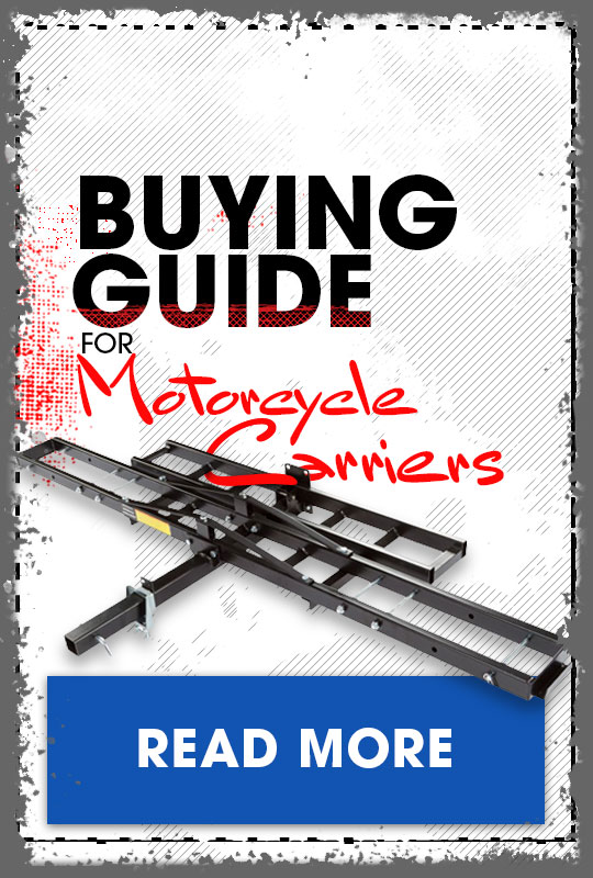 Motorcycle Carrier Buying Guide