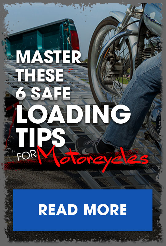 Motorcycle Loading Tips