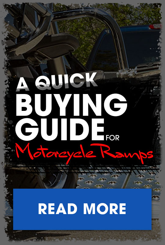 Motorcycle Ramp Buying Guide