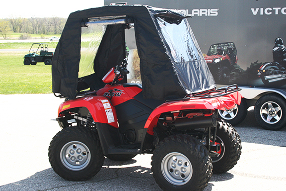 Card image cap for Get the Most out of Cabin Covers for Your ATV