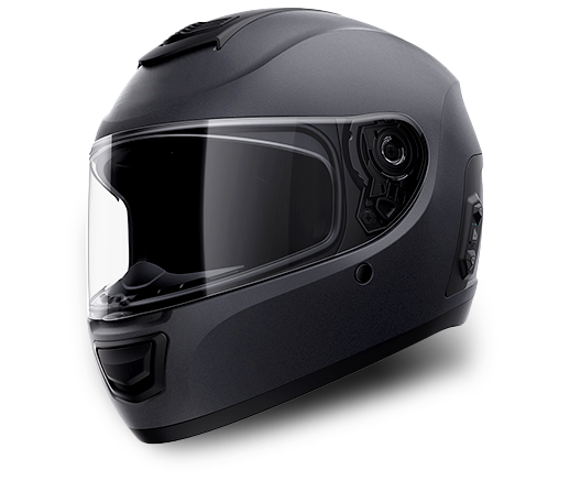 Smart Bluetooth Motorcycle Helmet