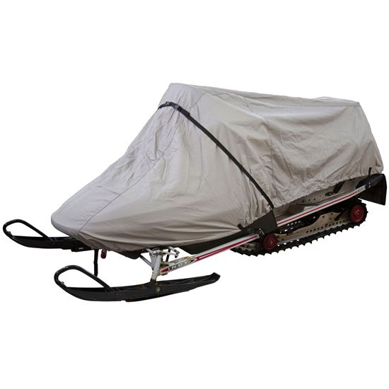 6812-SLED-COVERS Black Ice Snowmobile Cover