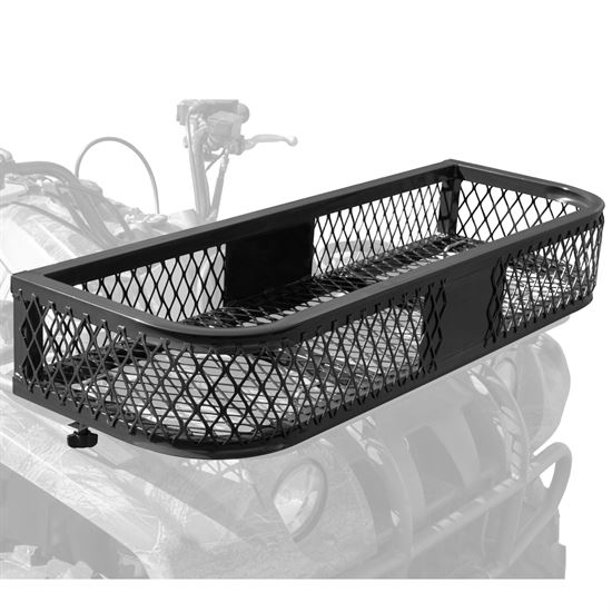 ATVFB-3713 Steel Mesh ATV Front Rack Basket