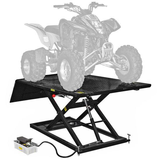 BW-1500AO-V2 Hydraulic ATV Lift Table