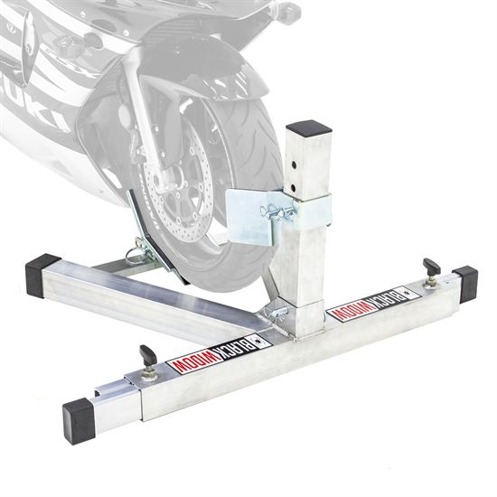 BW-PRO-CHOCK Adjustable Width Motorcycle Wheel Chock