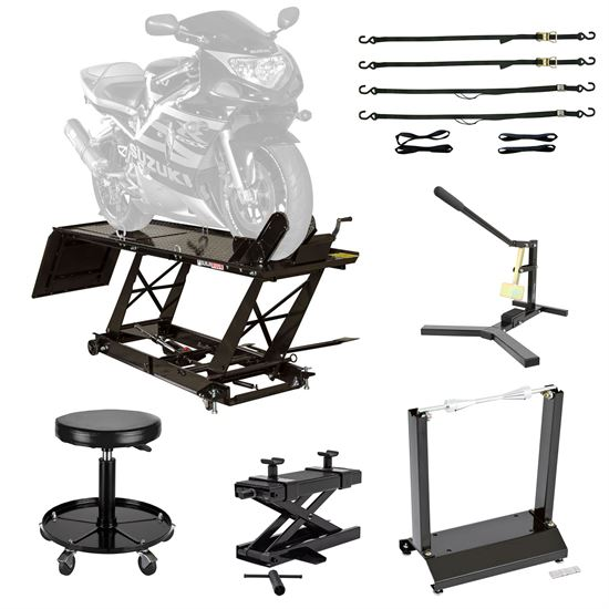 BW-SK-E Essential Motorcycle Shop Kit