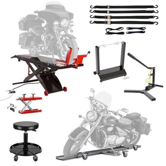 BW-SK-P Professional Motorcycle Shop Kit