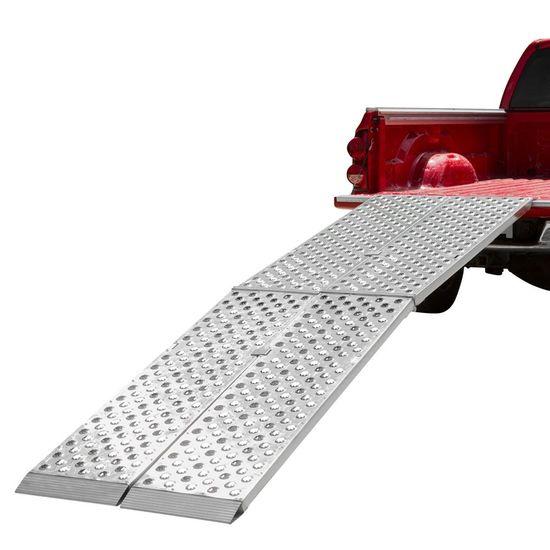 MF2-EZ-AMR Big Boy EZ Rizer 2-Piece Aluminum Arched Folding Ramp