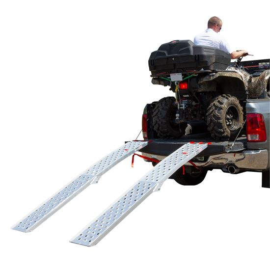 PPAF-9012-2 7 6 Arched Folding Dual Runner ATV Ramps