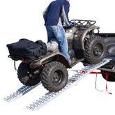 AF-9012-HD-2 7 5 Arched Folding Dual Runner ATV Ramps