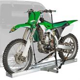 AMC-400L Dirt Bike Carrier with Extra-Long 6 Ramp