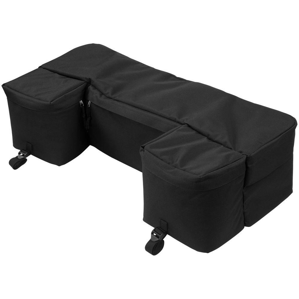 62101 ATV Rear Rack Utility Pack Black