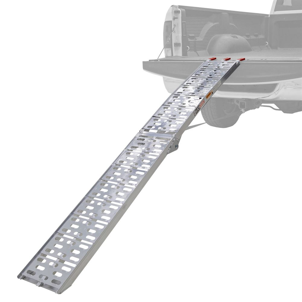 AFP-9012 7 6 Arched Folding Motorcycle Ramp