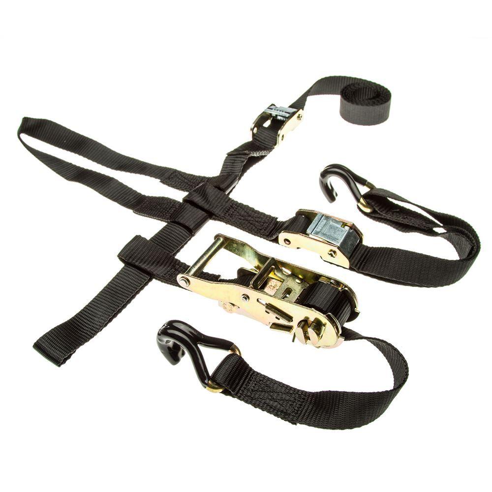 ATV-WHL-TIE Ratcheting Tie-Down Strap for ATVUTV Wheels