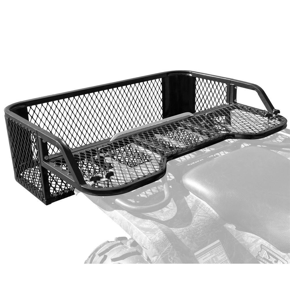 ATVDB-4315 Steel Mesh ATV Rear Rack Drop Basket