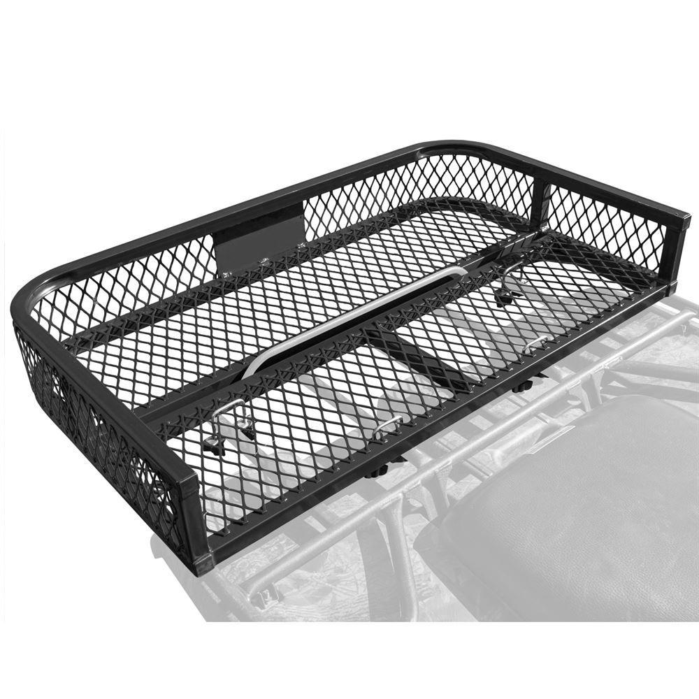 ATVRB-3922 Steel Mesh ATV Rear Rack Basket