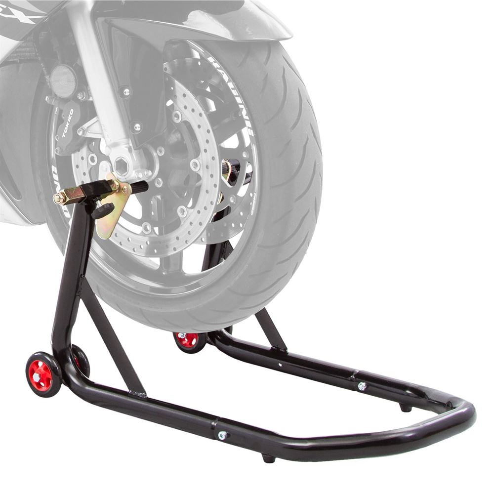 BW-10-V2 Prong Front Motorcycle Stand