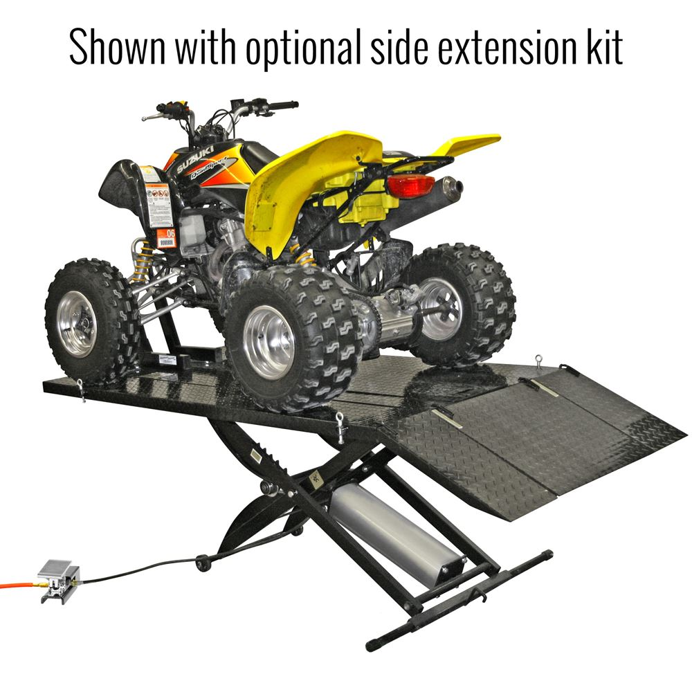 BW-1000A-SIDE Lift Side Extension Kit for BW-1000A Lift Table