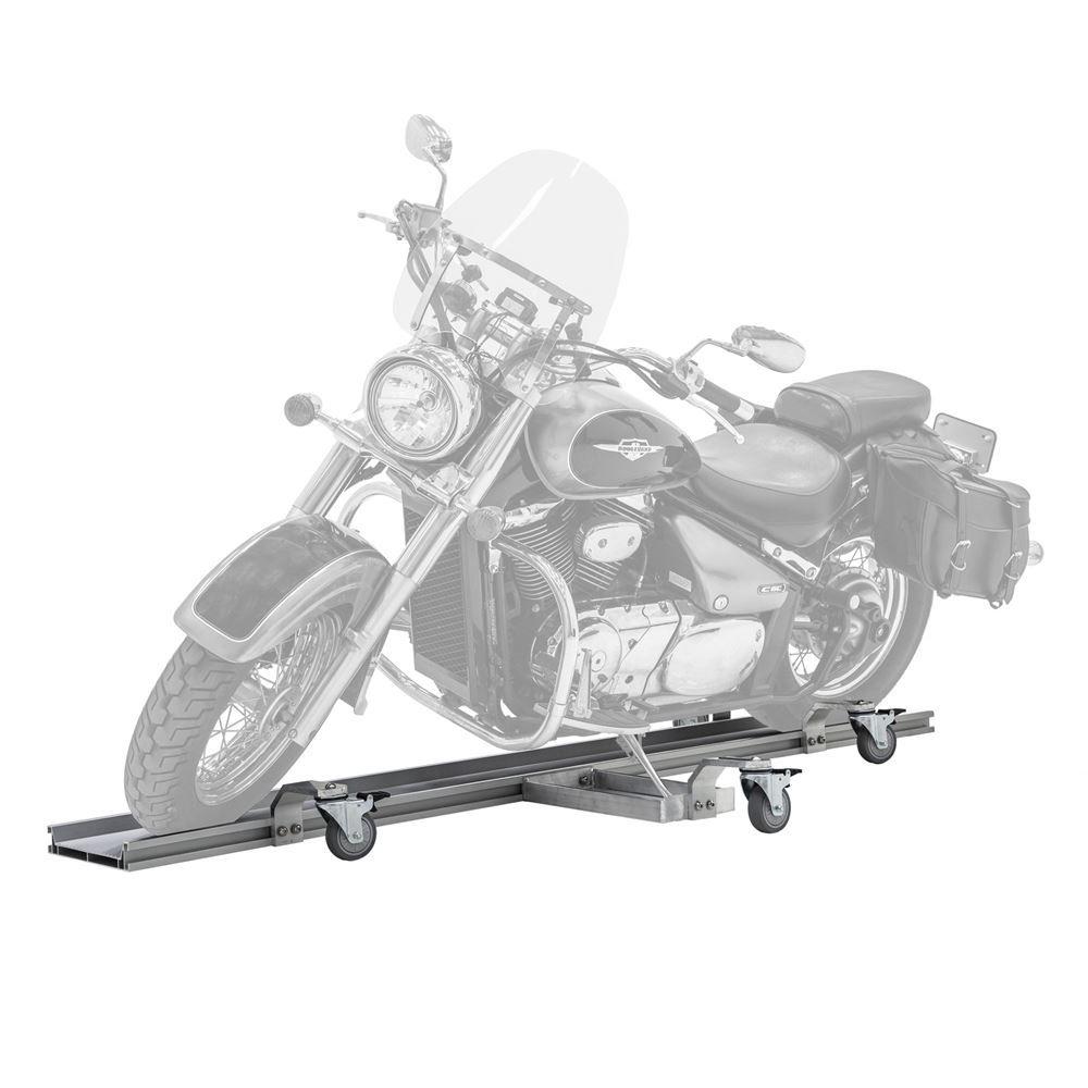 BW-PRO-DOLLY Professional Aluminum Motorcycle Dolly