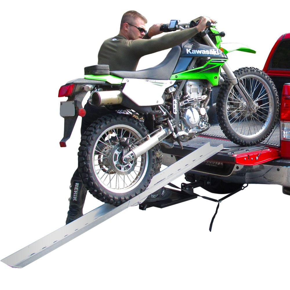 DBF-8206 7 Folding Straight Motocross Dirt Bike Ramp