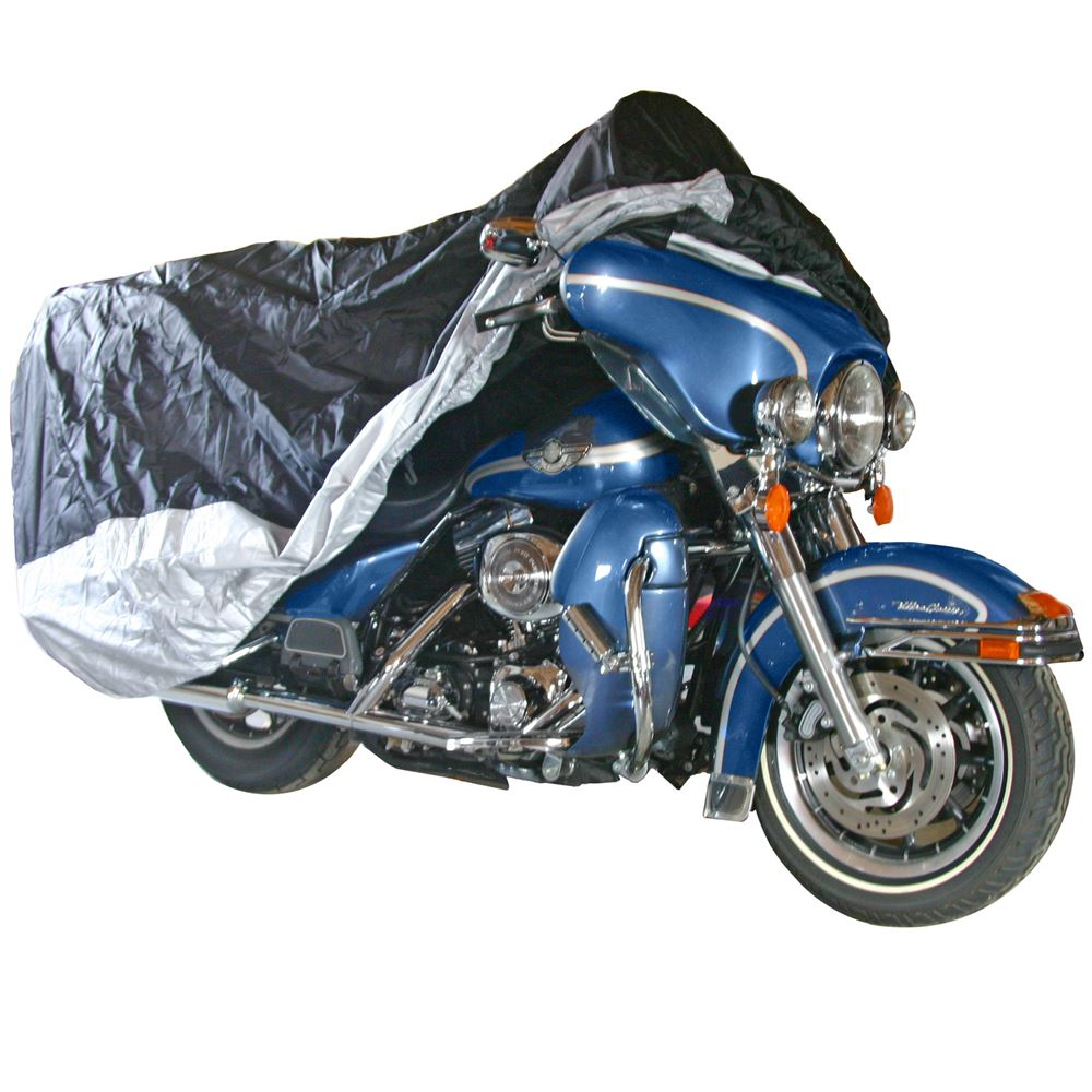 DMC-XL Deluxe Waterproof Motorcycle Cover Extra Large