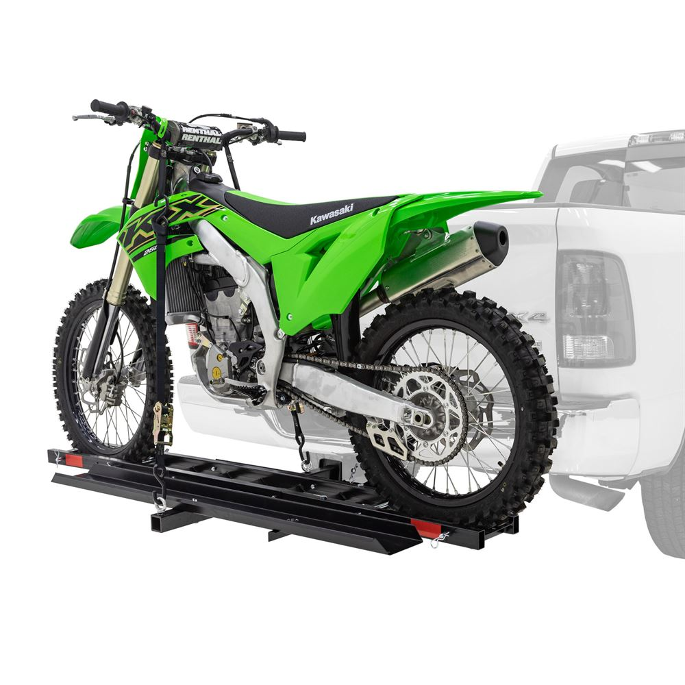 MX-600X Motorcycle Carrier with Smooth Ramp