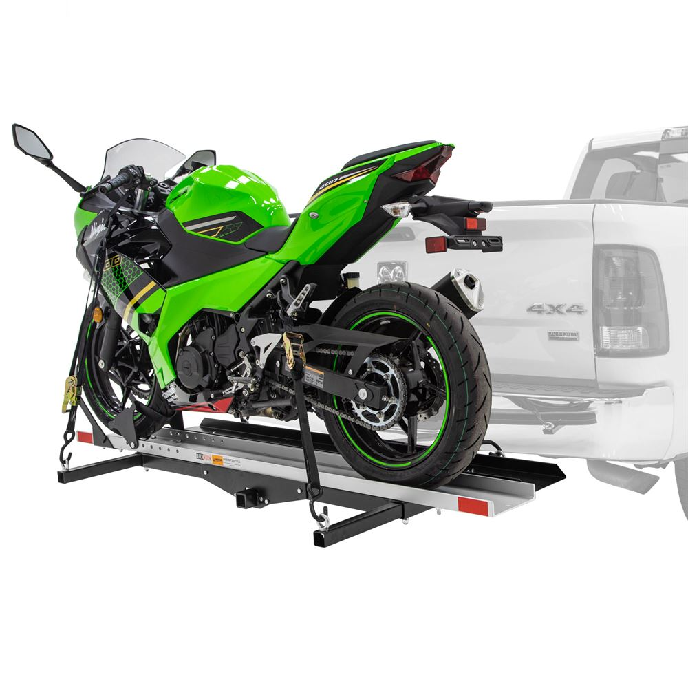 SMC-600R Heavy Duty Motorcycle Carrier with Aluminum Track