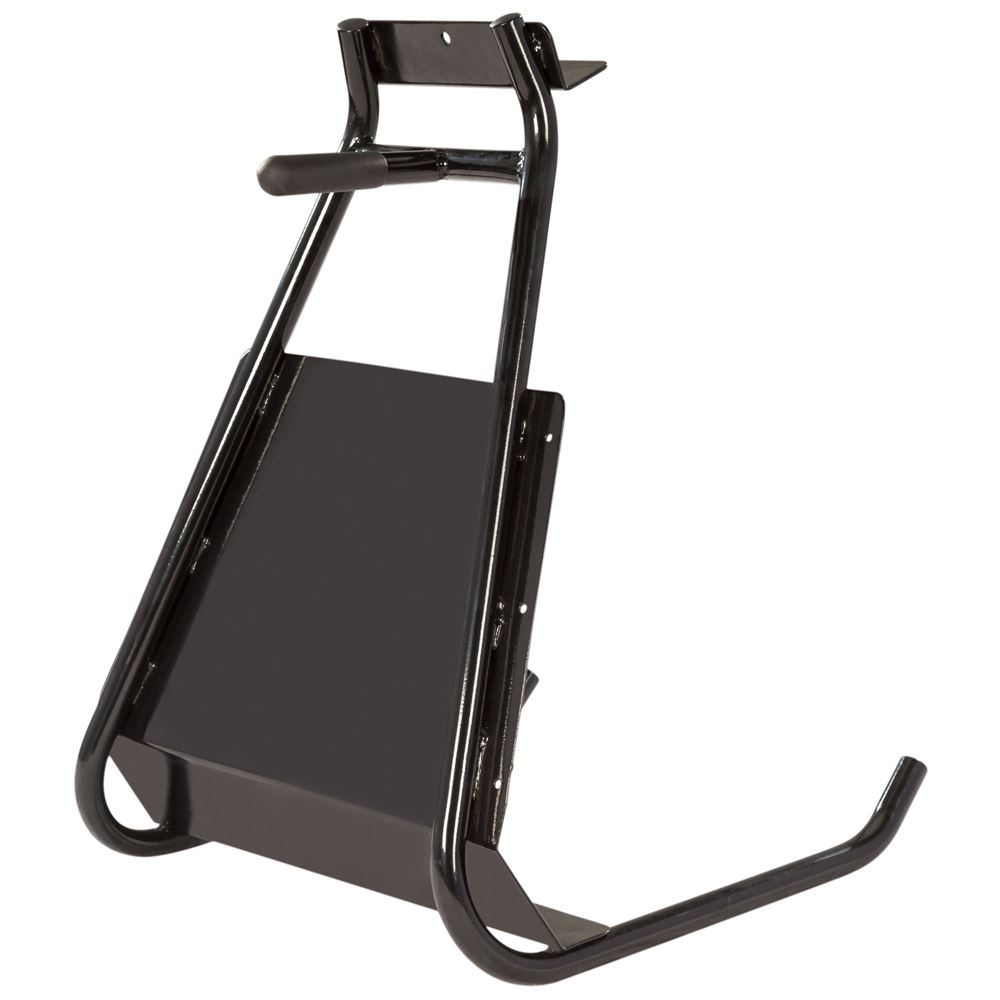 SMS27 Black Ice Snowmobile Stand