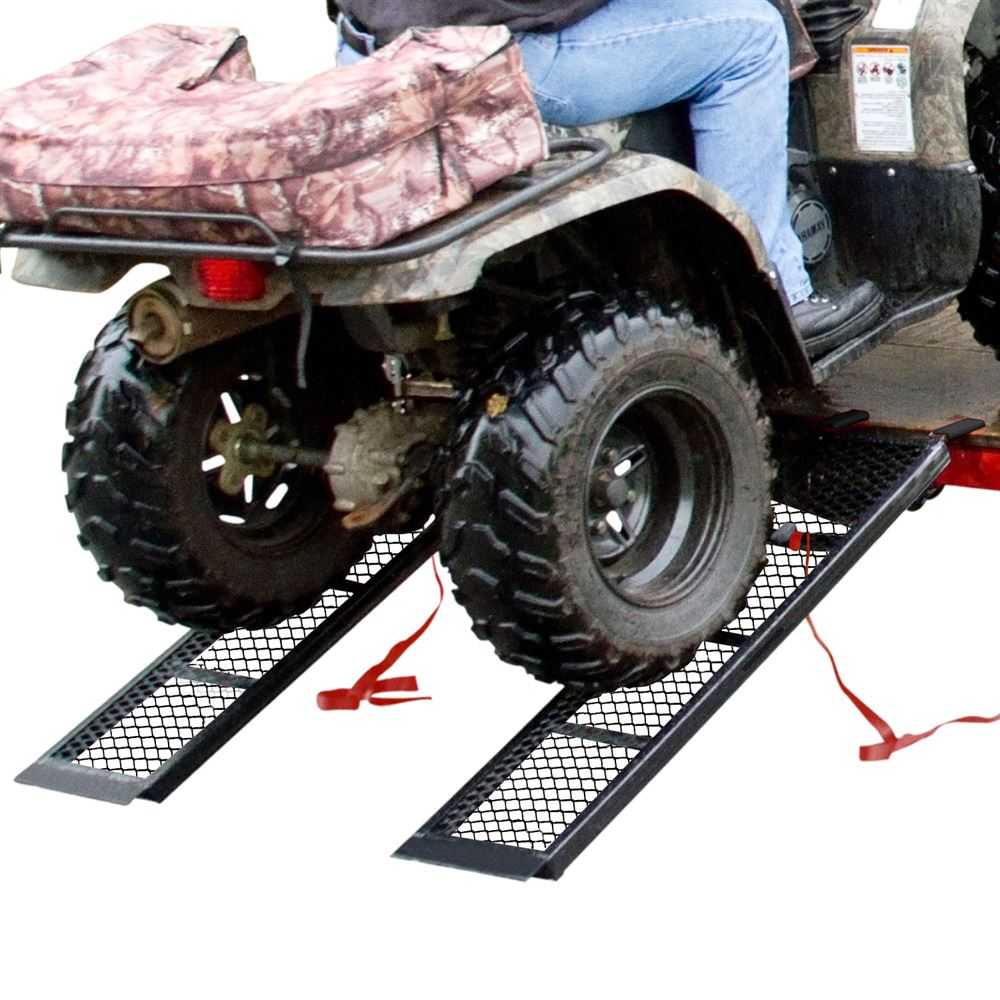 ST-4811-1600-MV2 4-12 Dual Runner ATV Trailer Ramps