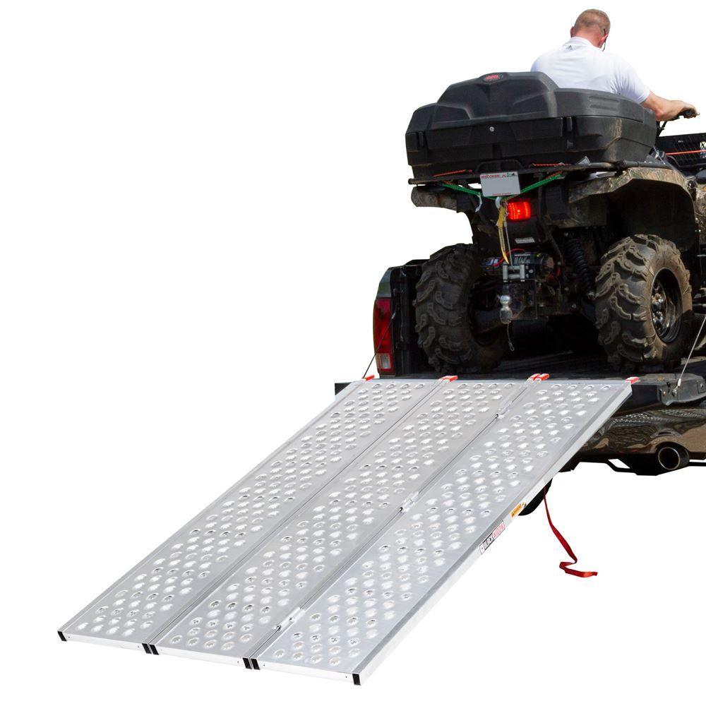 TFP-7754 6 5 Tri-Fold ATV Ramp