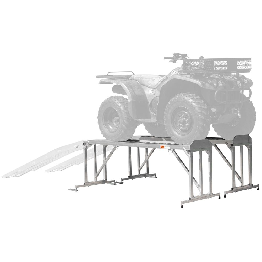 VEH-WS ATV  Lawn Tractor Service Stand